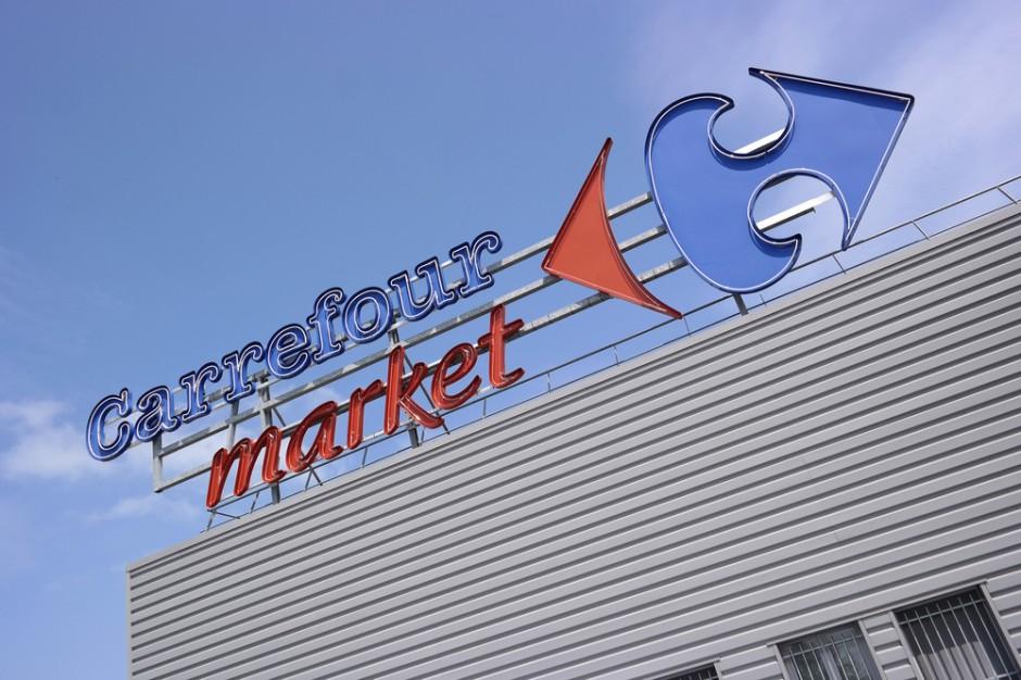 Ekspert: Na rodzimym rynku Carrefour dopiero goni konkurencję