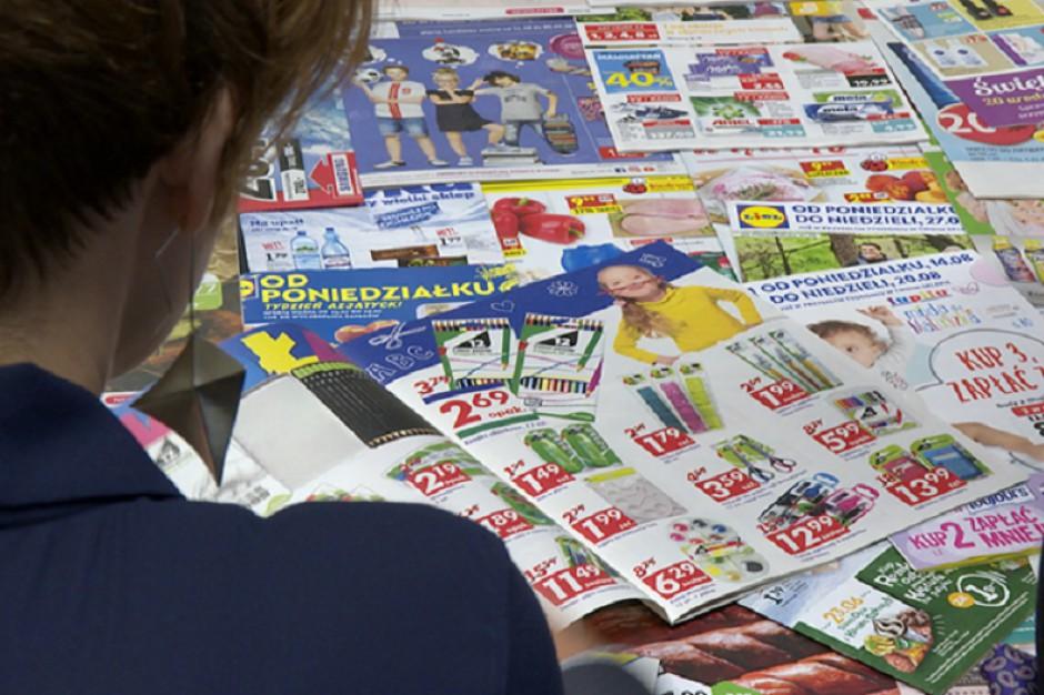 Eksperci o gazetkach promocyjnych: Źle skomponowana może zniechęcić do zakupów