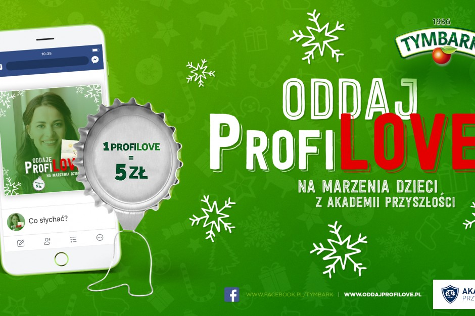 100 tys. zł na szczytny cel - świąteczna akcja marki Tymbark