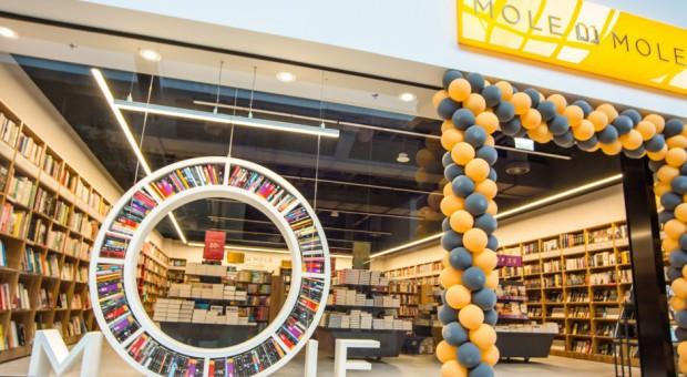 Na koniec 2018 r. Mole Mole ma liczyć 40-50 księgarni
