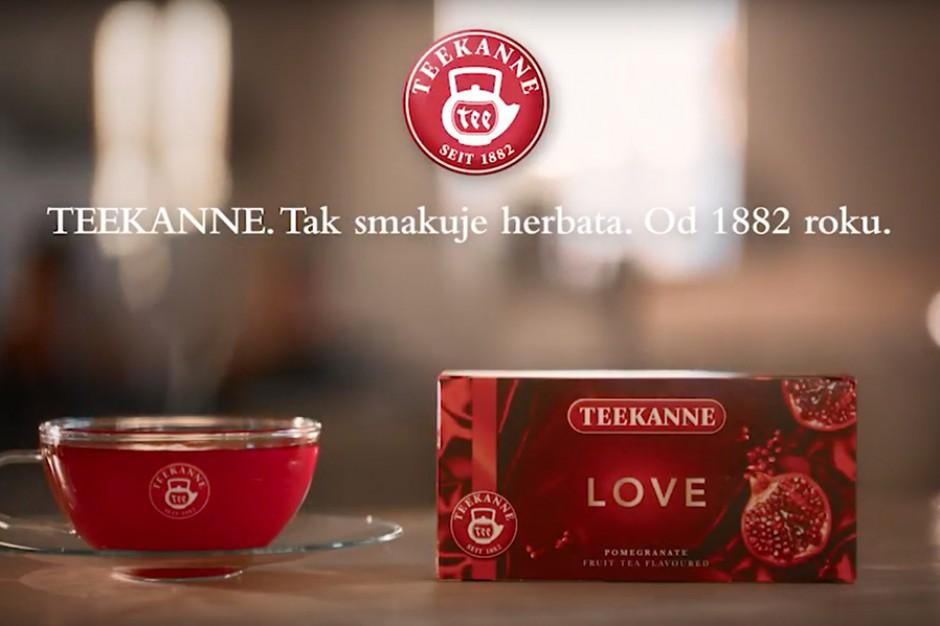 Wystartowała kampania reklamowa Teekanne