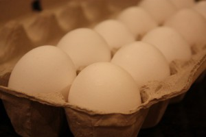 Jajka w miesiąc podrożały o 30 proc.