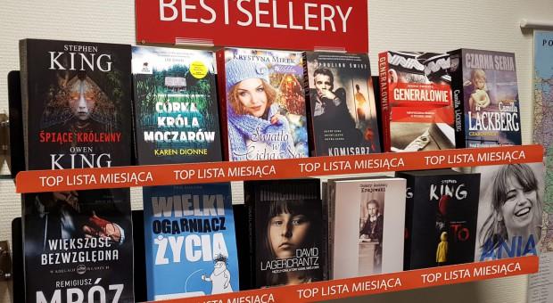 Kolporter: Książki są towarem impulsowym, ich sprzedaż rośnie