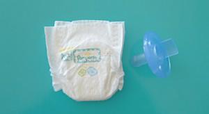 Procter & Gamble wprowadza pieluszki dla wcześniaków