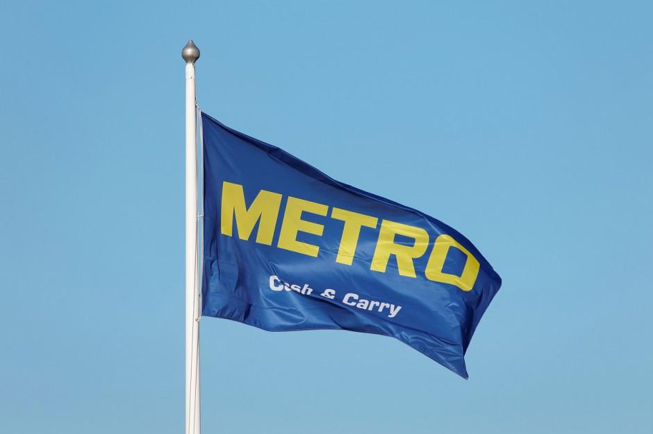 Metro poprawia sprzedaż i zyski. Najmocniej rośnie segment sprzedaży hurtowej