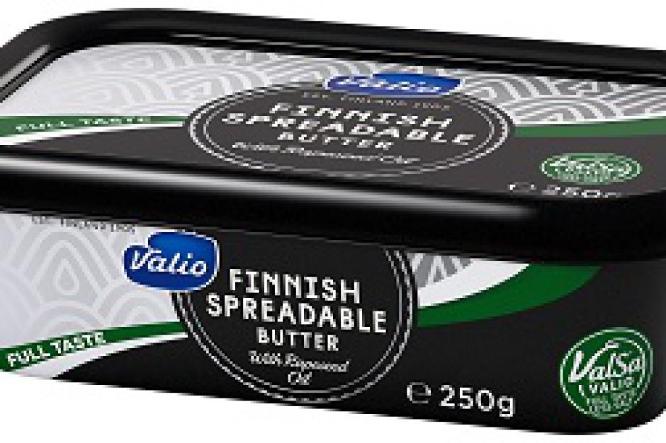 Miękkie masło fińskie od Valio już na polskich półkach