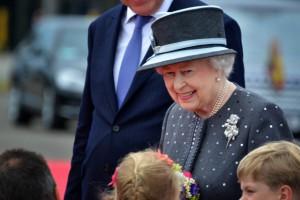 Tesco dostarczy pudding na dwór królowej
