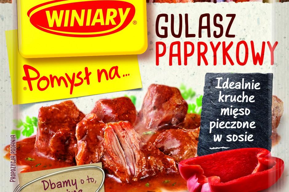 Winiary Pomysł Na… Gulasz paprykowy