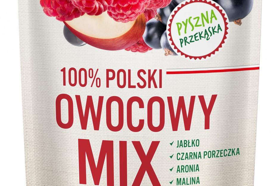 Owocowy MIX - nowość marki Zdrowe Pola