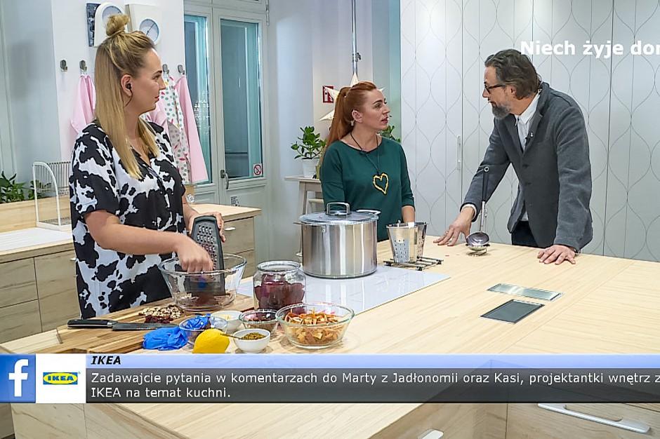 IKEA uczy na Facebooku, jak urządzić dom