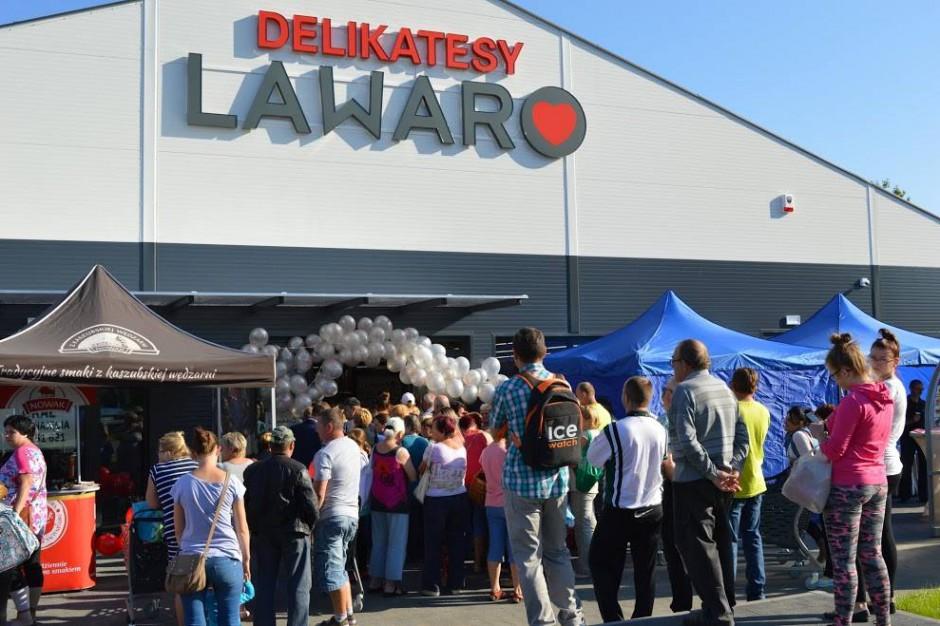 Sieć Delikatesy Lawaro znika z rynku