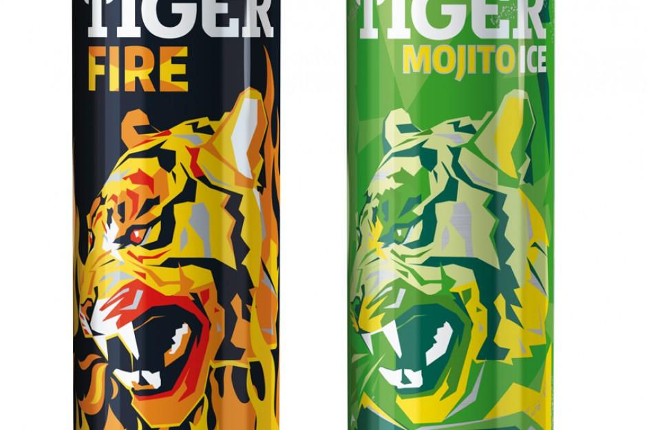 Ogień i lód – nowe warianty Tigera