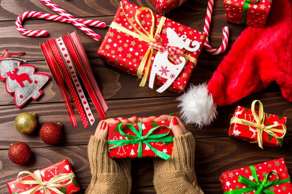 Nietrafione prezenty to świąteczny koszmar dla co trzeciego Polaka