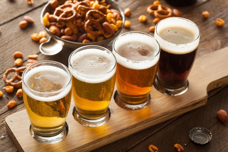 Piwa rzemieślnicze wchodzą w gastronomię