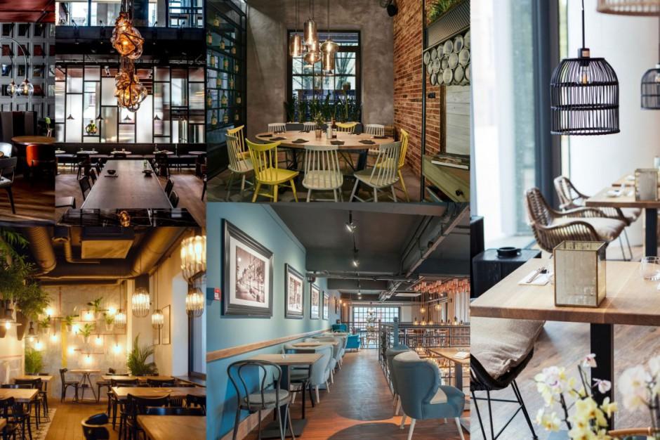 Wybrano najciekawsze restauracje 2017 roku