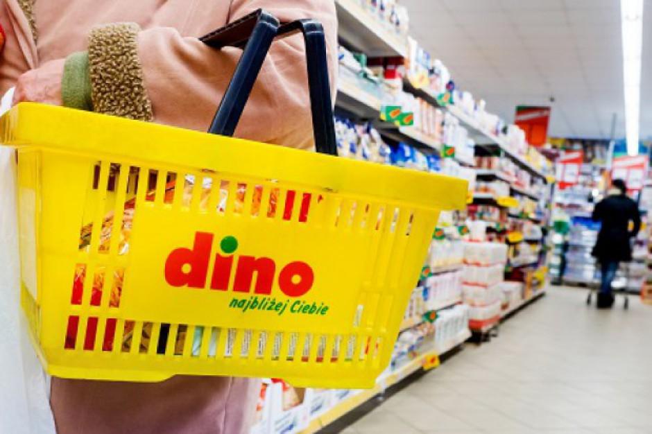 Sieć Dino ma 775 sklepów. W samym IV kw. otworzyła 57 placówek