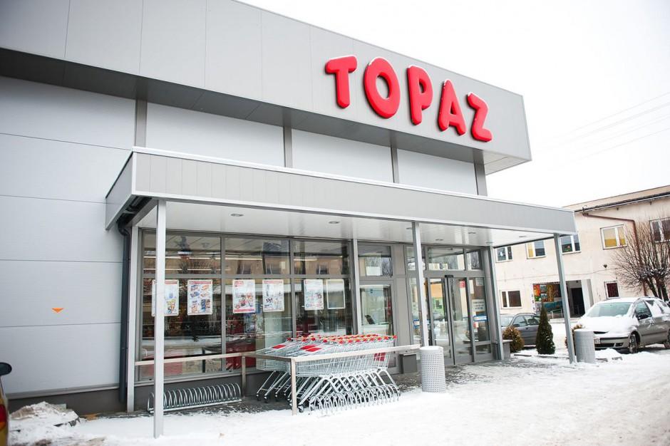 Topaz na rynku od 25 lat: Ponad 100 sklepów, 2500 pracowników, trzecie centrum logistyczne w planach