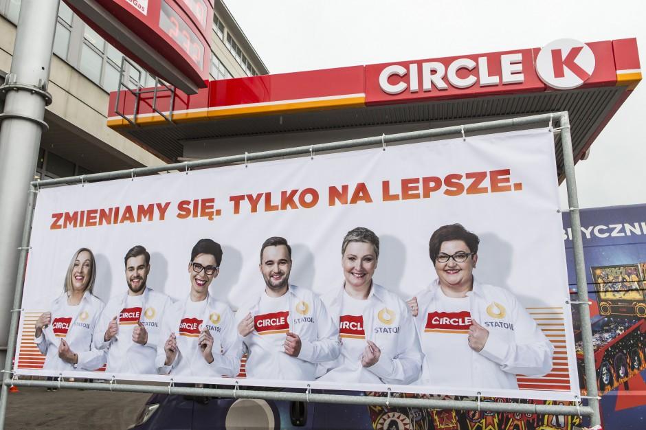 Circle K: Rok 2017 pod znakiem rebrandingu i rozwoju oferty gastronomicznej
