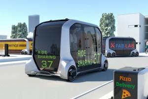 Toyota i Pizza Hut szykują autonomiczne auto do sprzedaży pizzy