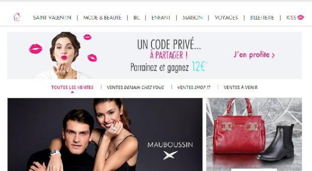Carrefour zainwestuje niemal 80 mln euro w prywatny sklep internetowy Showroomprivé