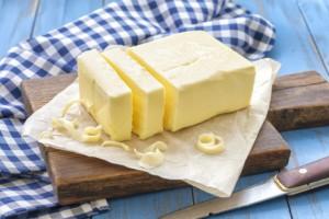 GUS: W ub. r. najbardziej podrożało masło