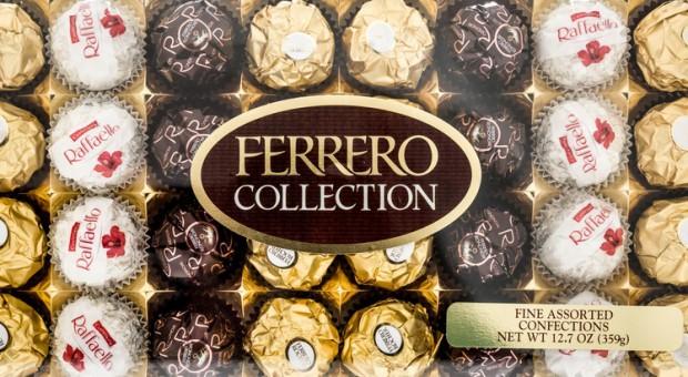 Ferrero przejmuje słodyczowy biznes Nestle w USA