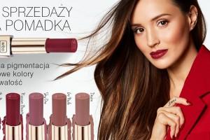 Marina Łuczenko-Szczęsna promuje kosmetyki marki Wibo
