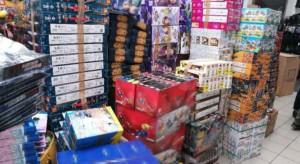 32 tysiące zabawek o nieznanym składzie nie trafi na polski rynek