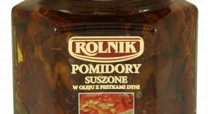 Przysmaki antipasti od firmy Rolnik