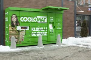 Frisco.pl zwiększa elastyczność dostaw dzięki Coolomatom