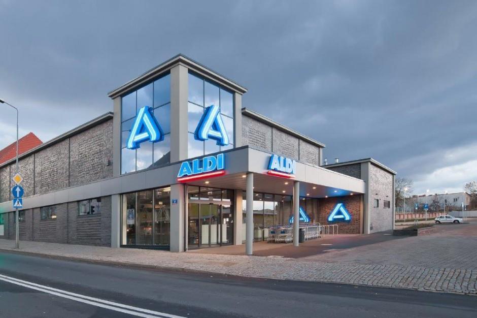 Sklepy ALDI w Bytomiu i Warszawie po liftingu (galeria)