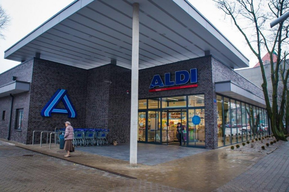 ALDI modernizuje kolejne sklepy we Wrocławiu (galeria)