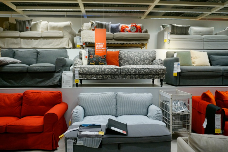 W Japonii IKEA odkupuje od klientów zużyte sofy