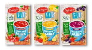 Kisiele z superfoods od marki Delecta