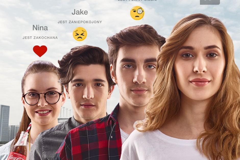 Coca-Cola promuje się serialem o życiu millenialsów