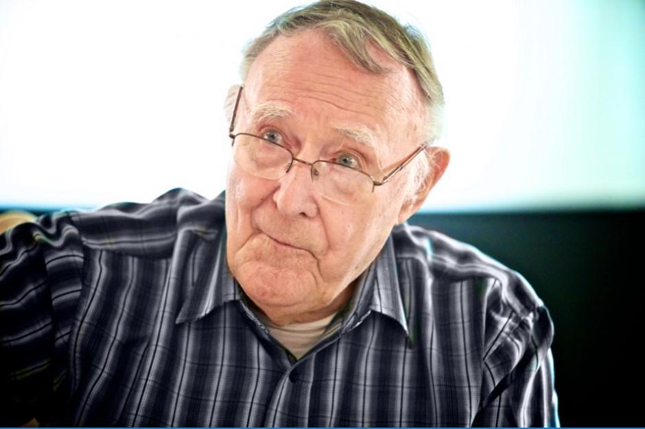 Założyciel IKEA nie żyje. Miał 91 lat