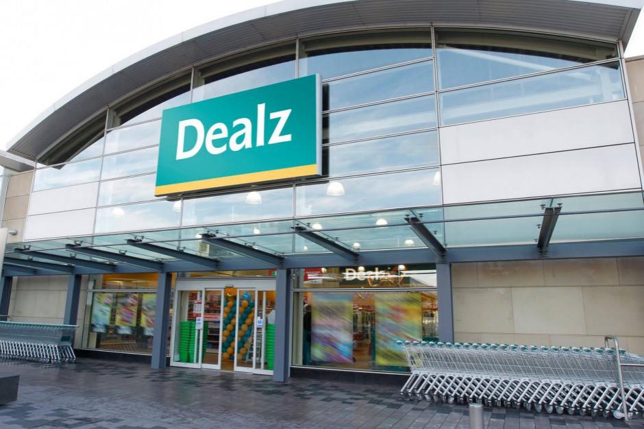 Dealz zdradza ambitne plany rozwoju - w tym roku 20 sklepów, za 3 lata 200