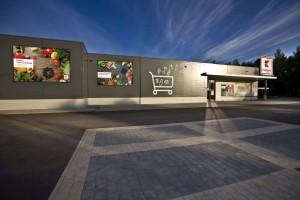 Kaufland wprowadza więcej nietypowych wózków (galeria)