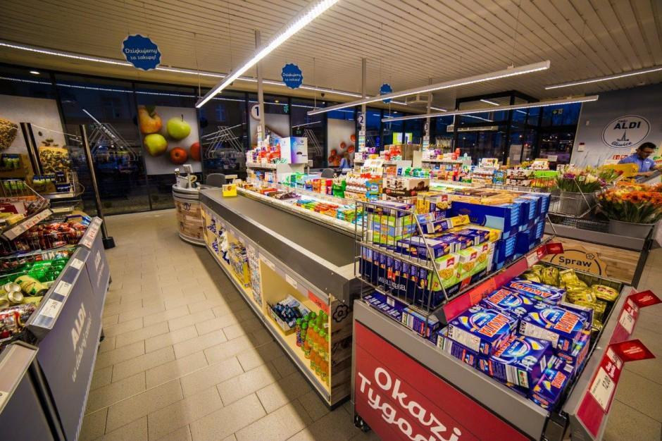 ANIKo - nowy koncept wizualny sklepów ALDI (galeria)