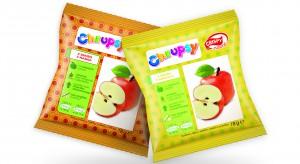 Nowe smaki chrupiących chipsów jabłkowych od Crispy Natural