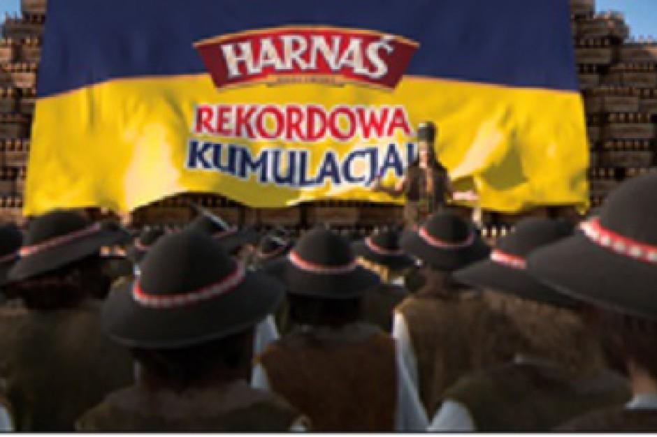 Rusza nowa loteria marki Harnaś