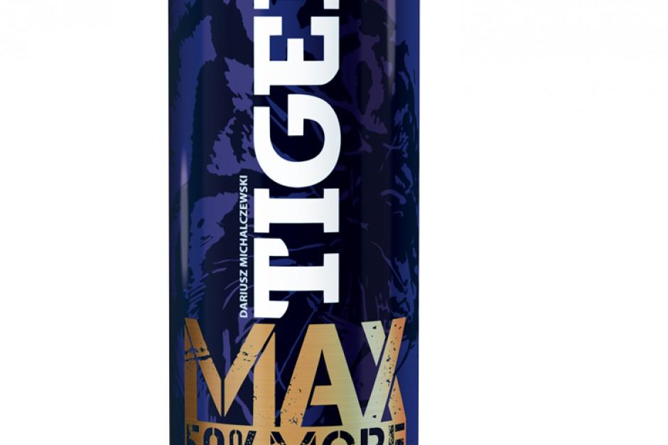Więcej kofeiny w nowym Tiger Max