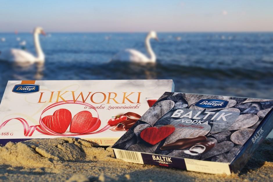 Walentynkowa kolekcja Fabryki Czekolady Bałtyk