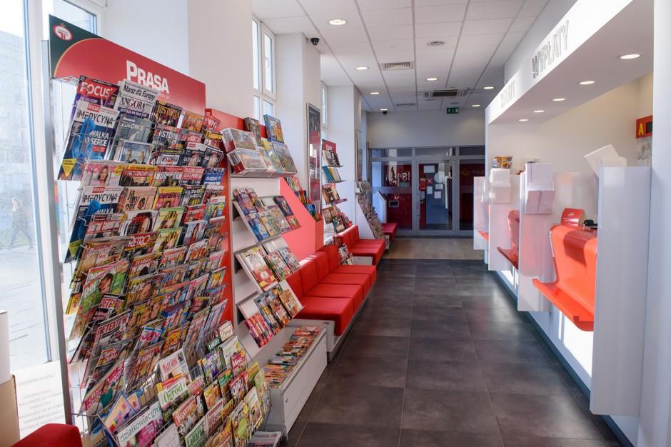 Poczta Polska chce zwiększyć o 20 proc. przychody z oferty handlowej