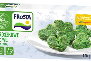 Warzywne serduszka - nowość od Frosty