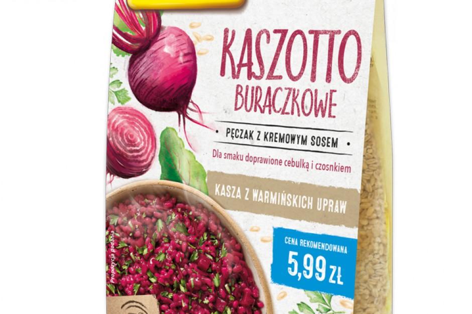 Kaszotto - dania z kaszą od marki Winiary