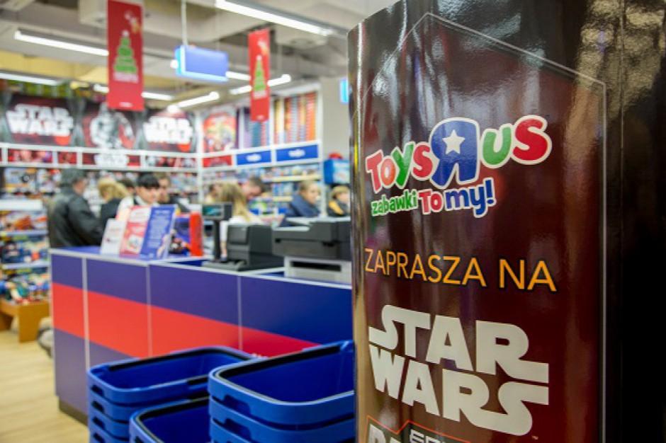 """Toys""""R""""Us będzie zamykać sklepy w Europie"""