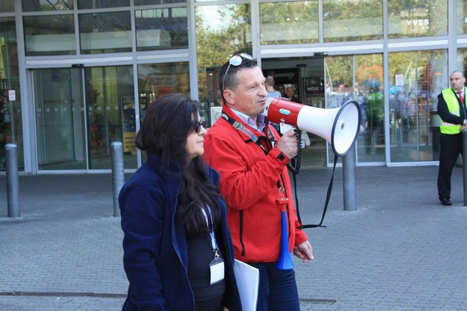 Przewodnicząca Solidarności Tesco: Warto słuchać pracowników