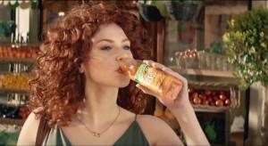 Tymbark promuje soki Vitamini