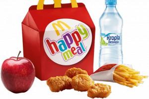 McDonald's odchudzi zestawyHappy Meal